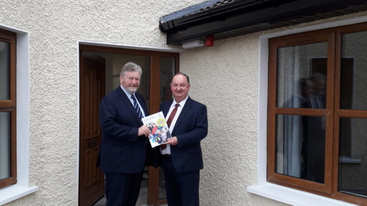 Praxis Care's new Balbriggan Residential Service in north County Dublin